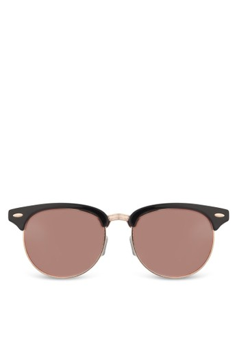 Gigizalora是哪裡的牌子 圓框太陽眼鏡, 飾品配件, 圓框