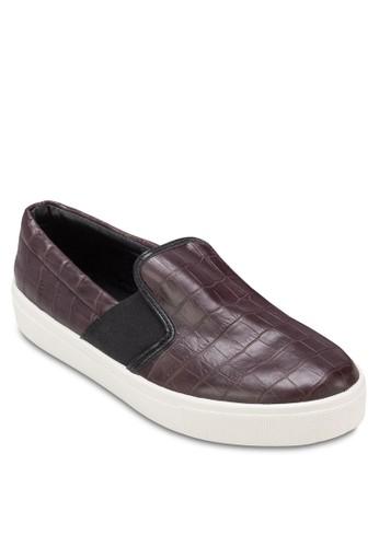 TIGA zalora開箱動物紋懶人鞋, 女鞋, 鞋
