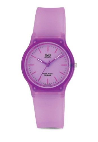 VP46J030Y 糖果色zalora 心得三指針手錶, 錶類, 其它錶帶