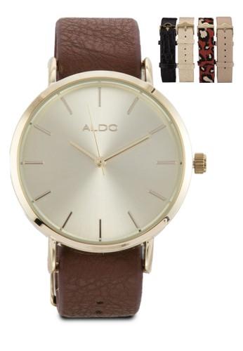 Campervilzalora 心得le 印花暗紋手錶, 錶類, 其它錶帶