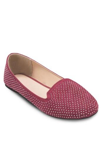 Studdzalora 心得ed Slippers, 女鞋, 鞋