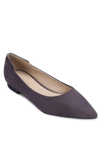 尖頭平底鞋, zalora 評價女鞋, 鞋