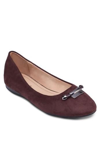 金屬zalora 鞋評價飾娃娃鞋, 女鞋, 芭蕾平底鞋