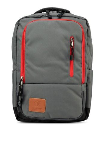 zalora鞋Alpinepac 軟襯背墊旅行後背包, 包, 電腦包
