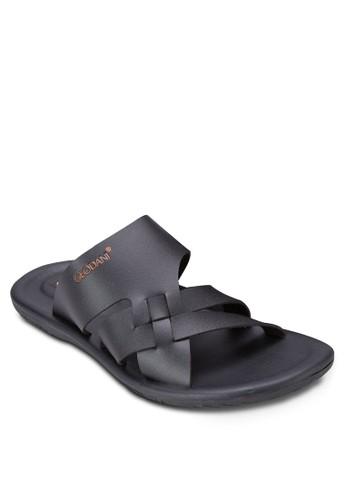 Gzalora 心得eodani 交叉帶涼鞋, 鞋, 鞋