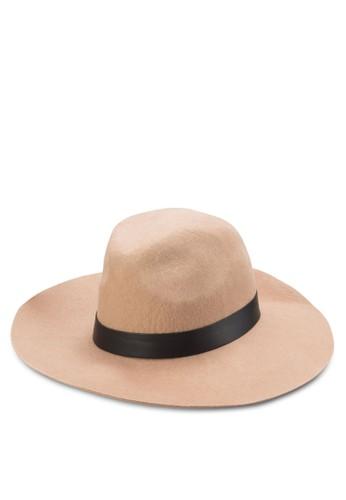 寬帽簷topshop代購軟呢帽, 飾品配件, 飾品配件