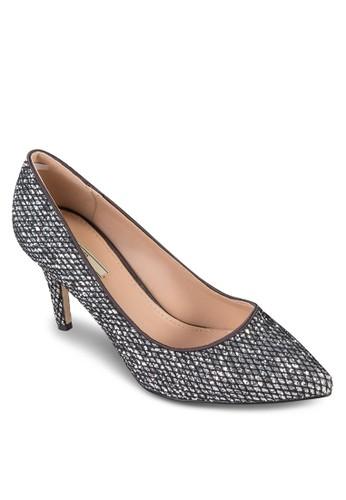 亮面尖頭高跟鞋, zalora退貨女鞋, 鞋